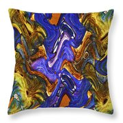 Shapes 6 Throw Pillow
