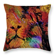 Sharing The Dream Throw Pillow