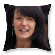 Shauna Throw Pillow