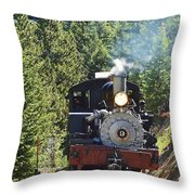 Shay On The Loop Throw Pillow