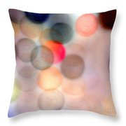 She Lights Up The Room Throw Pillow