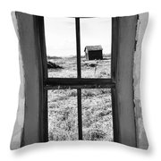 Shed Some Light Throw Pillow