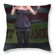 Shelby Chong Throw Pillow