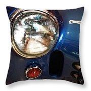 Shelby Cobra Circa 1965 Throw Pillow