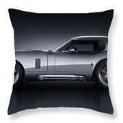 Shelby Daytona - Bullet Throw Pillow by Marc Orphanos
