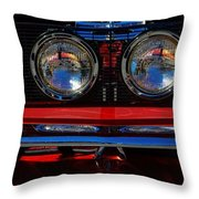 Shelby Gt 500 Mustang 2 Throw Pillow