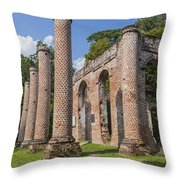 Sheldon Church 150 Throw Pillow
