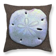 Shell Effects11 Throw Pillow