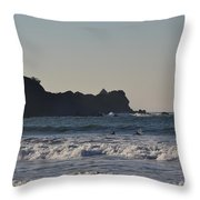 Shelter Cove Throw Pillow