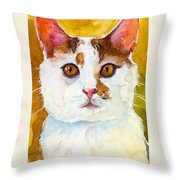 Shelter Sweety Two Throw Pillow