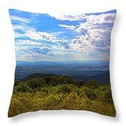 Shenandoah Valley Throw Pillow