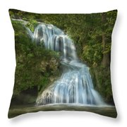 Shenandoah Waterfall Throw Pillow