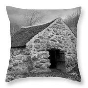 Shepherds Croft Throw Pillow