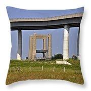Sheppy Bridge Throw Pillow