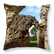 Sherborne Arches Throw Pillow