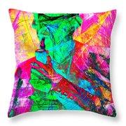 Sherlock Holmes 20140128p128 Throw Pillow