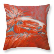 She's Mine Throw Pillow