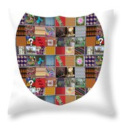 Shield Armour Yin Yang Showcasing Navinjoshi Gallery Art Icons Buy Faa Products Or Download For Self Throw Pillow