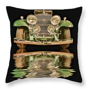 Shimmering Throw Pillow