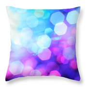 Shine A Light Throw Pillow
