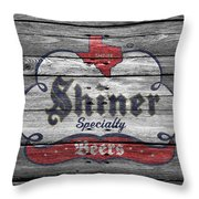 Shiner Specialty Throw Pillow