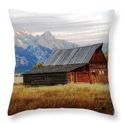 Shining Grand Throw Pillow