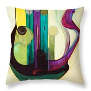 Shir Lamaalot Psalm 121 Throw Pillow