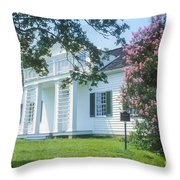 Shirley House Throw Pillow
