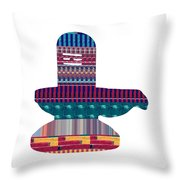 Shiva Shivlinga Linga Hinduism  Buy Faa Print Products Or Down Load For Self Printing Navin Joshi Ri Throw Pillow