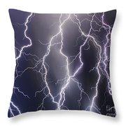 Shocking Texture Throw Pillow
