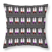 Shoes For Women Throw Pillow