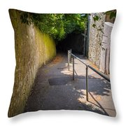 Shooters Lane Shaftesbury Throw Pillow