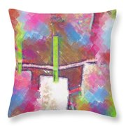Shop Art Pop Art Throw Pillow