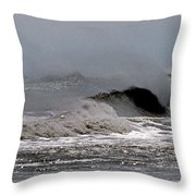 Shore Breeze Throw Pillow