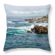 Home My Haven  Throw Pillow