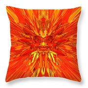 short baSwatches Bryced 58 Throw Pillow