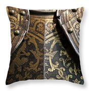 Shot Throw Pillow