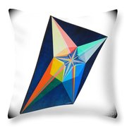 Shot Shift - Etoile 1 Throw Pillow