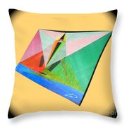 Shot Shift - Matriarche 1 Throw Pillow