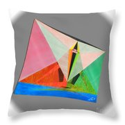 Shot Shift - Matriarche 2 Throw Pillow