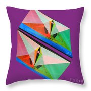 Shots Shifted - Matriarche 1 Throw Pillow