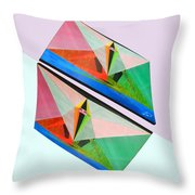 Shots Shifted - Matriarche 3 Throw Pillow