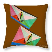 Shots Shifted - Matriarche 5 Throw Pillow