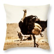 Show-off V4 Throw Pillow