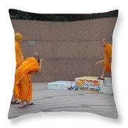 Show Your Talents - Hong Kong Throw Pillow