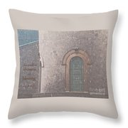 Showers Of Blessing Throw Pillow