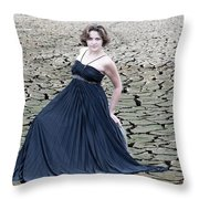 Showing Some Class Throw Pillow