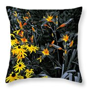 Showoff Competition Throw Pillow