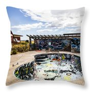 Shred It Throw Pillow