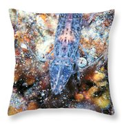 Shrimp 32 Throw Pillow